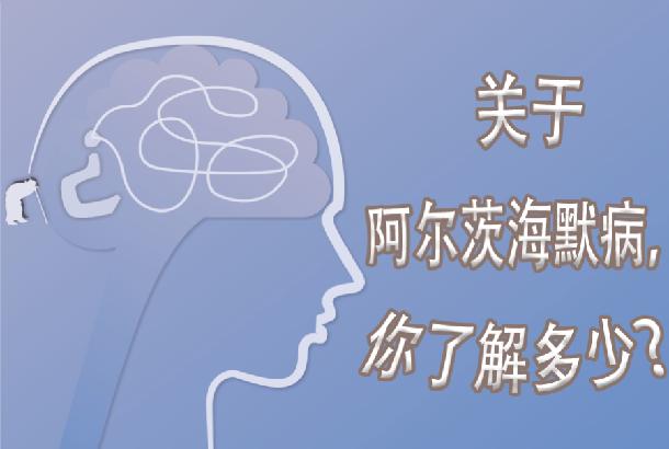 關于阿爾茨海默病,你了解多少?