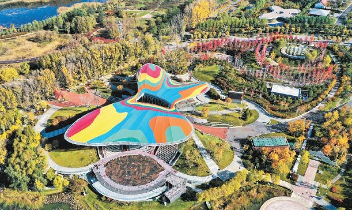 北京:面貌煥然一新 延慶入選全國文明城市