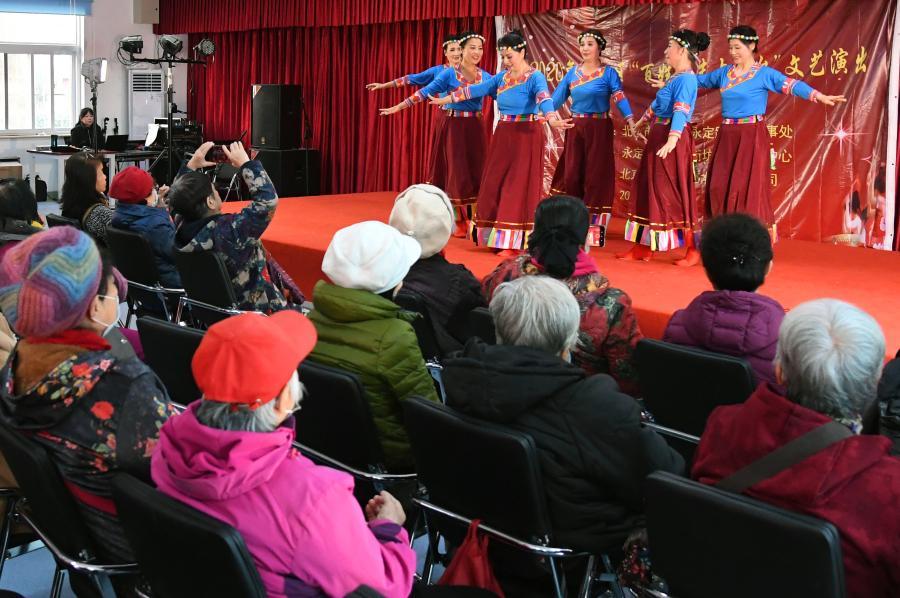 北京海淀:居民身邊的文化交流季
