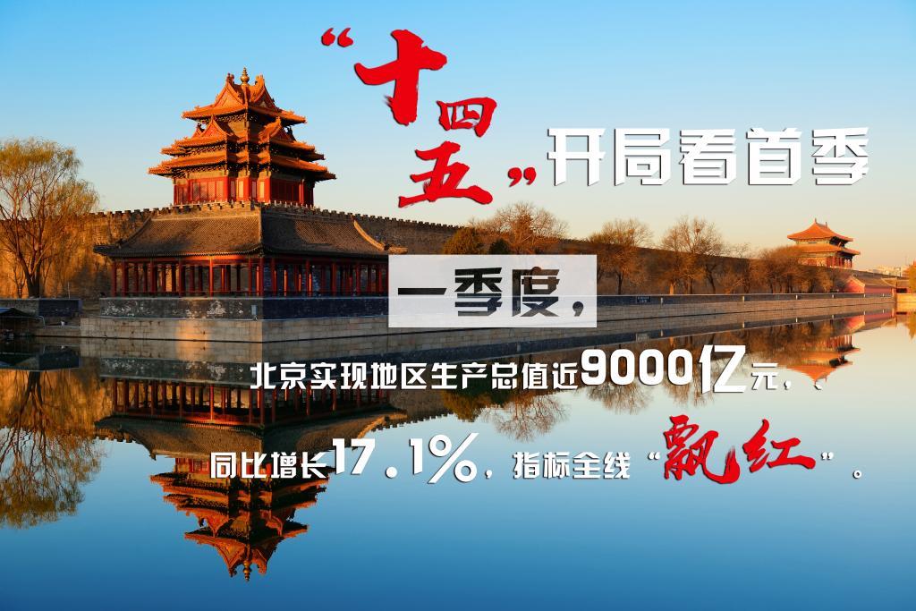首都首季開新局——北京一季度經濟發展觀察