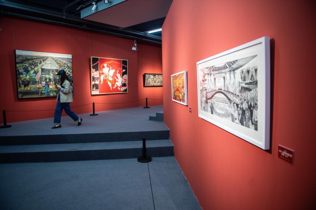 2021北京798藝術節開幕