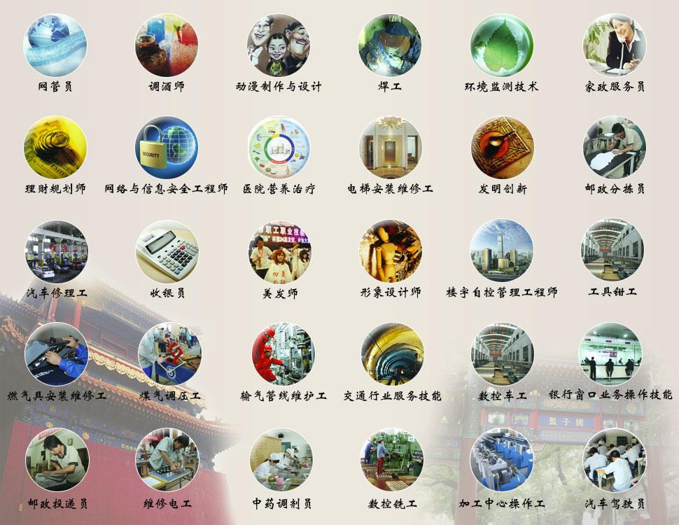 北京市职工职业技能大赛